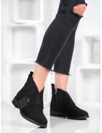 Elegantiški originalūs juodi batai - WT2197-2B