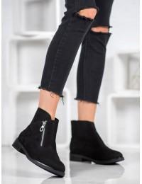Stilingi originalūs juodi batai - WT2196-2B