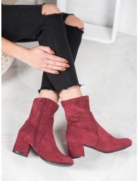 Elegantiški zomšiniai batai - A8030R