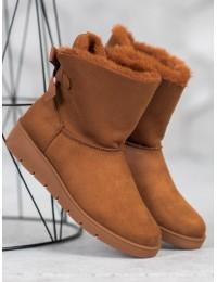 CAMEL spalvos šilti patogūs batai - A-3C