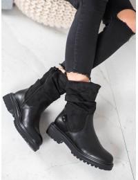Madingi juodi batai - 7-X8225B