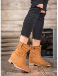 Aukštos kokybės zomšiniai batai - NC952C