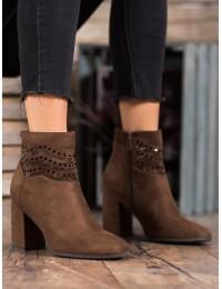 Elegantiški rudos spalvos batai - K1807309MAR