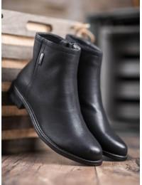 Juodi klasikinio stiliaus batai - A8106B