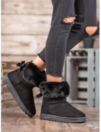 Šilti madingi lengvi patogūs batai žiemai - W19-35B