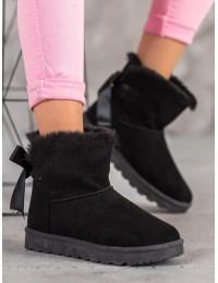 Šilti madingi lengvi patogūs batai žiemai - W19-36B