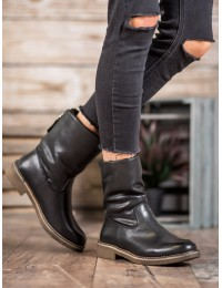 Juodi batai su kailiu - Z141B