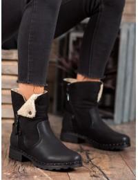 Stilingi šilti patogūs batai su avikailiu - DX1831B