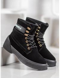 Originalūs madingi batai su patogia platforma - S312-42B
