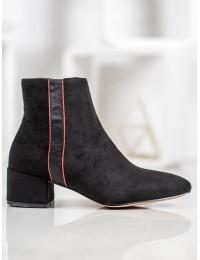 Elegantiški juodos spalvos batai - LT-931B