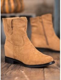 "Madingi elegantiški batai su ""paslėpta"" platforma - G-7605KH"