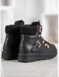 Patogūs madingi aukštos kokybės batai - 8317-1B