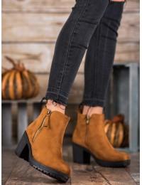 Zomšiniai aukštos kokybės patogūs stilingi batai - 119-32C