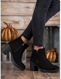 Zomšiniai aukštos kokybės patogūs stilingi batai - 119-32B