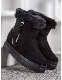 Madingi šilti batai su platforma - PP-30B