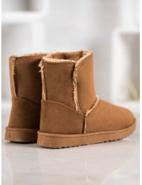 Rudi madingi šilti batai - LK-1793C