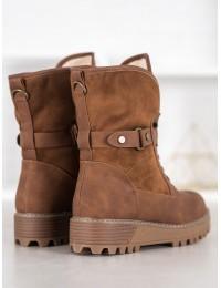 Madingi šilti batai su avikailiu - K6259C