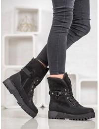 Madingi šilti batai su avikailiu - K6259B