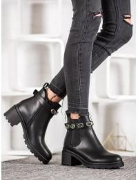 Madingi juodi batai su pašiltinimu - LH60B