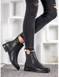 Stilingi juodi batai - A8022B/