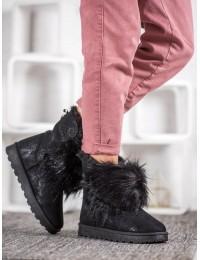 Stilingi patogūs šilti batai - BK900B