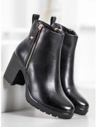 Elegantiški odiniai žieminiai batai - A5505B