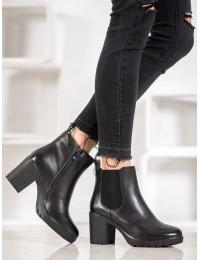 Elegantiški odiniai žieminiai batai - A5502B