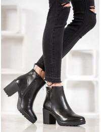 Elegantiški odiniai žieminiai batai - A5503B