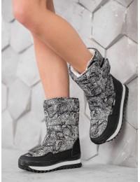 Lengvi ypač patogūs ir šilti batai - RC824-12B/W