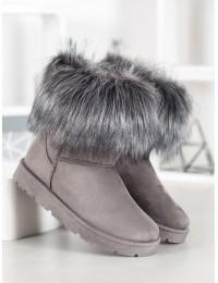 Šilti patogūs žieminiai batai - NB302G