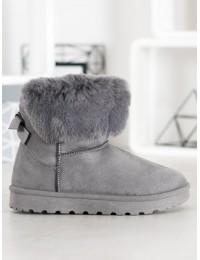 Šilti patogūs žieminiai batai - W19-35G