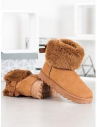 Šilti patogūs žieminiai batai - W19-35C