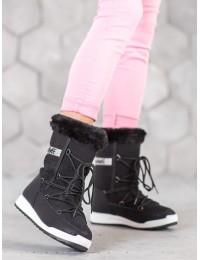 Šilti patogūs žieminiai batai - LT978B