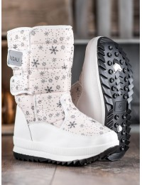 Šilti patogūs žieminiai batai - H53-2W