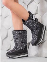 Šilti patogūs žieminiai batai - H53-1B