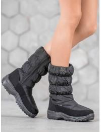 Šilti patogūs žieminiai batai - H55-1B
