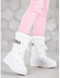 Šilti lengvi žieminiai batai LOVE - 608-3W