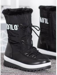 Šilti lengvi žieminiai batai LOVE - 608-3B