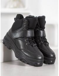 Madingi batai su platforma - 8066B