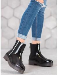 Madingi aukštos kokybės batai su platforma - TR721B