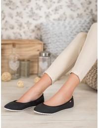 Juodos lengvos patogios balerinos - GD-1002B