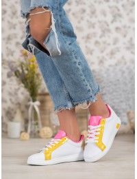 Žaismingi laisvalaikio stiliaus batai - W-3116Y