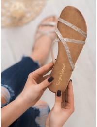 Stilingos šlepetės vasarai ar atostogoms šiltuose kraštuose - 2118GO