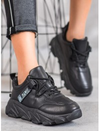 Madingi masyvūs stilingi batai - YK104B