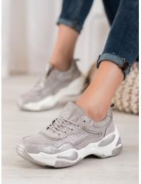 Natūralios odos aukštos kokybės sportinio stiliaus batai - FT-62LT.GO