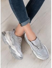 Natūralios odos aukštos kokybės sportinio stiliaus batai - FT-62S