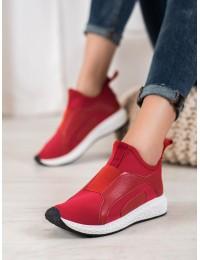 Originalūs raudoni sportiniai batai - AN01B.R