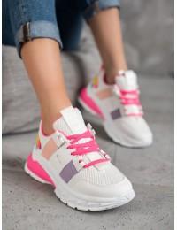 Spalvingi SNEAKERS modelio batai - LA86FU