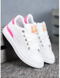Balti laisvalaikio stiliaus batai - BO-511W/ROSE