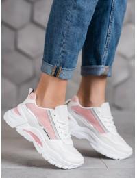 Stilingi baltos spalvos batai - YL-21P